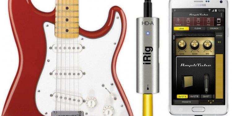 IK Multimedia iRig HD-A Guitar