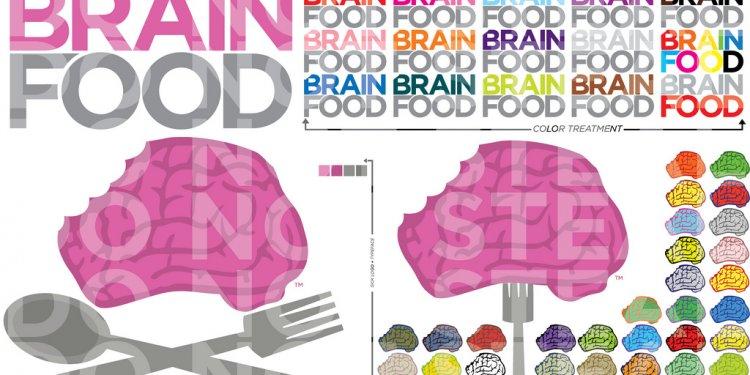 Brain Food Logo Design