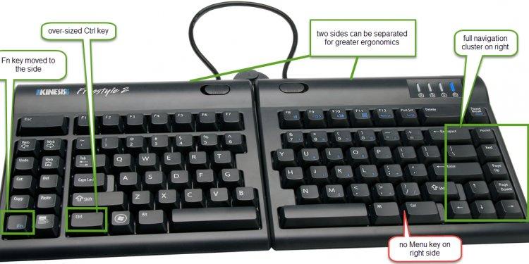Kinesis-Freestyle2-Keyboard