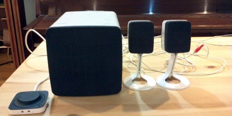 FS: Dell 2.1 speakers