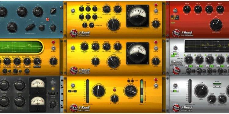 Of IK Multimedia T-RackS 3
