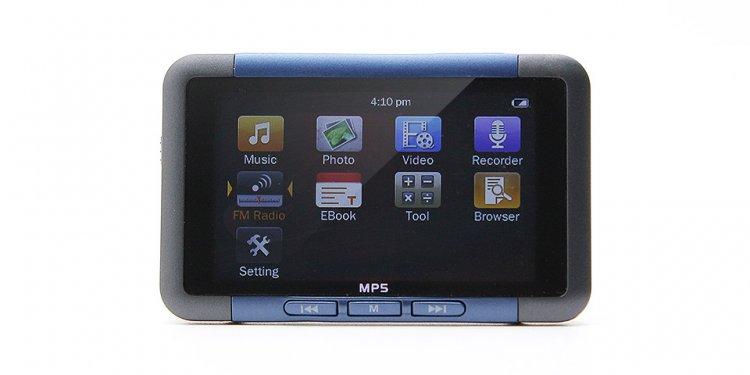 MP5 Multimedia Player