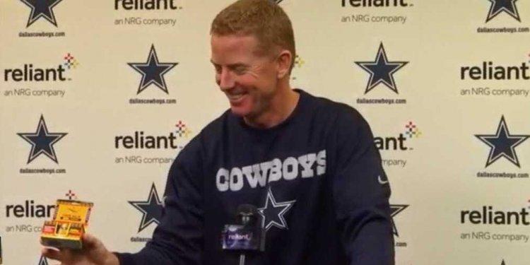VIDEO: Dallas Cowboys Media