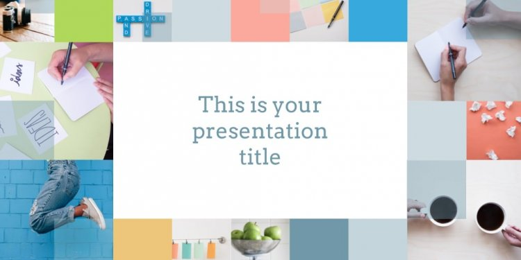 Multimedia PPT presentation free download