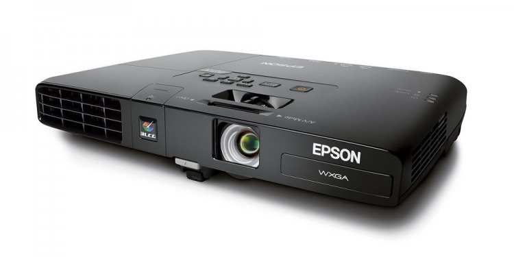 Epson PowerLite 1761W Multimedia Projector