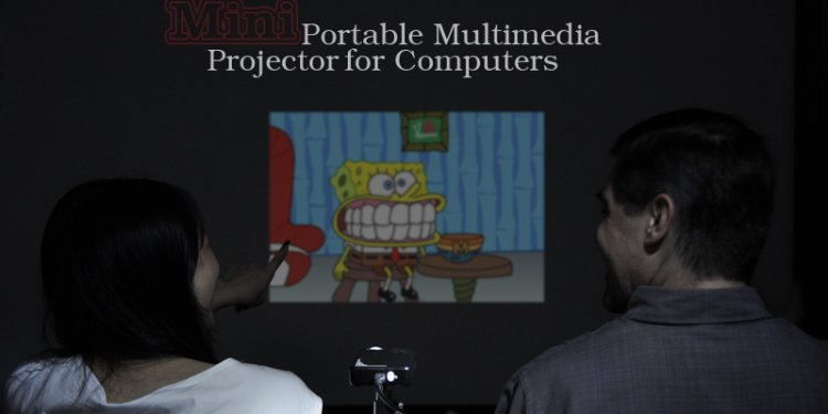 Portable Multimedia Projector