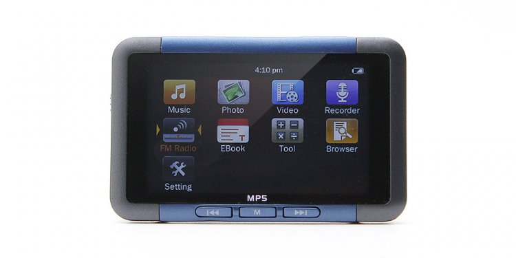 MP5 Multimedia Player